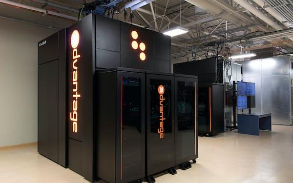 Dウエーブ・システムズが発売した新型の量子コンピューター