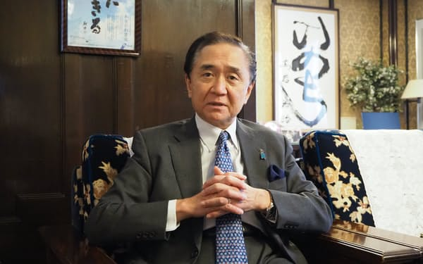 黒岩祐治知事はコロナ収束後に神奈川の魅力が見直されると期待を示した