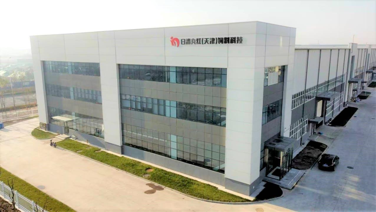 中国の新会社で水産飼料の製造・販売を始める(天津市)