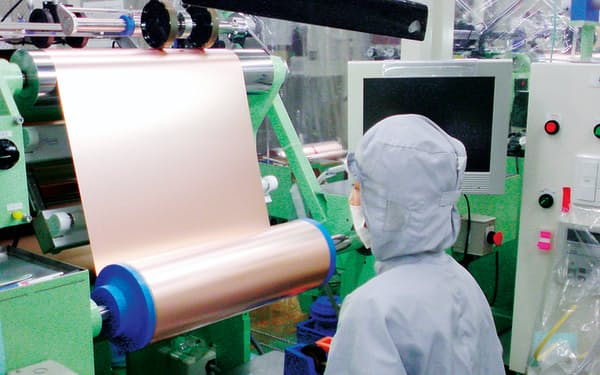 塗膜加工の分野でFCV市場に新規参入する