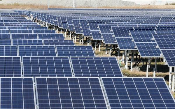 太陽光発電など再生可能エネルギーを利用して水を電気分解して生成する「グリーン水素」への注目が高まっている