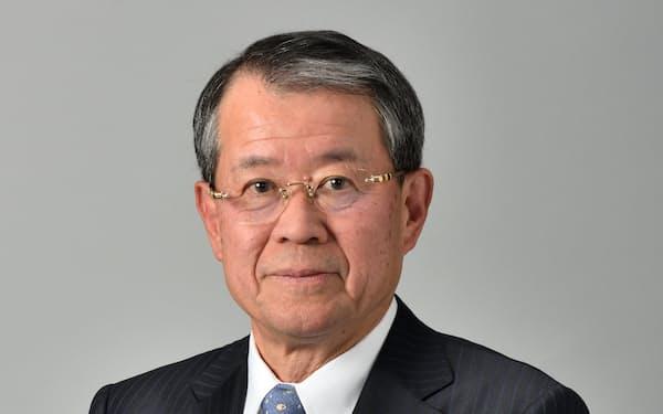 住友電気工業副社長 西田光男氏