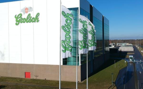 風力発電の電力の調達を始めたオランダのビール工場