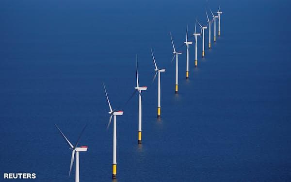 欧州などが先行する洋上風力の導入拡大は急務だ