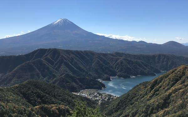 10月はGo To トラベルに東京発着が加わり、山梨の観光客が増えた(10月25日)