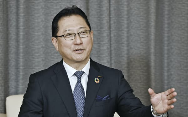 日本電産の関社長は、EVへの異業種参入を巡り「全く驚かない」と話した