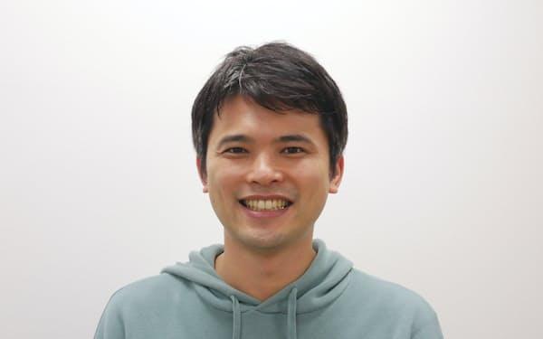 ファインディ代表 山田裕一朗氏