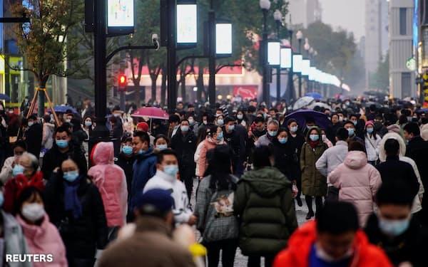 12月6日、湖北省武漢市=ロイター