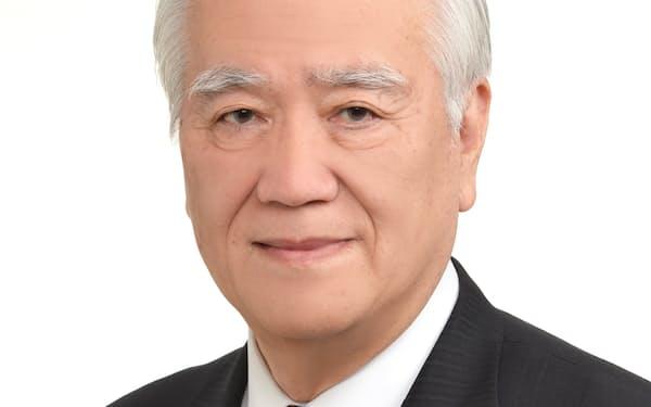 国際通貨研究所の渡辺博史理事長