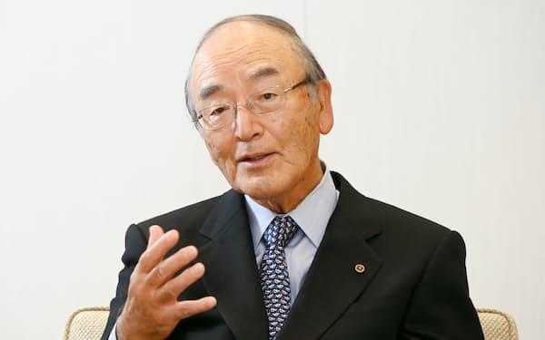 三村明夫 日本商工会議所会頭