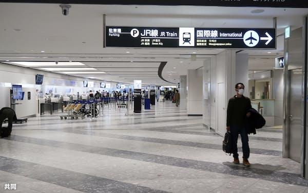 新千歳空港駅の利用も落ち込んだ