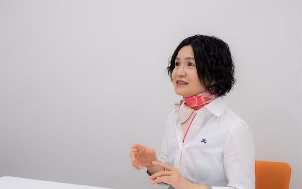 北海道大学の副学長で、同大の数理・データサイエンス教育研究センター長も務める長谷山美紀氏