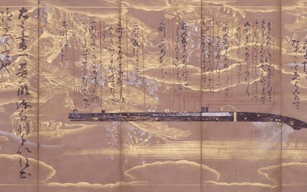 「稲富流鉄砲伝書」(部分、1612年、大和文華館蔵)
