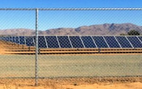 米国では太陽光発電の普及が進む