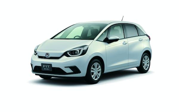 ホンダの小型車「フィット」などの生産を減らす