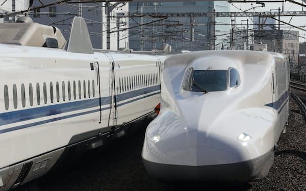 減便を決めた東海道新幹線