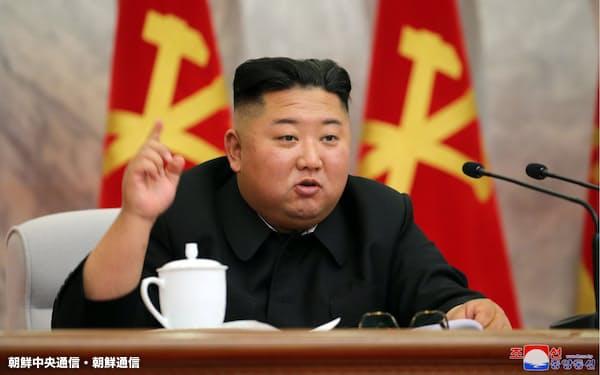金正恩氏は朝鮮労働党総書記となった=朝鮮中央通信・朝鮮通信