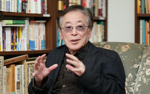 本村凌二・東大名誉教授