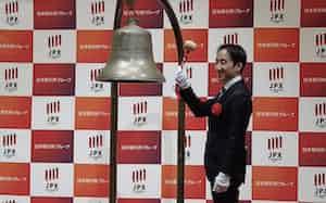 ヤプリは社外取締役などのガバナンスを整備して2020年12月に上場した(同社の庵原保文社長)