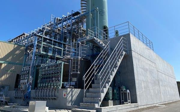 排水処理システムを刷新して環境対応を強化する(川崎市の川崎製造所)