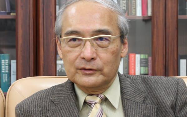 東京大学教授 久保文明氏
