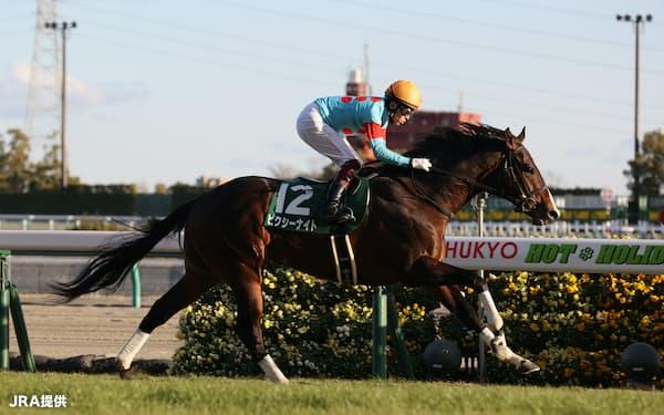 京都競馬場の工事に伴い、シンザンの馬主ゆかりの地である愛知県で開かれたシンザン記念=JRA提供