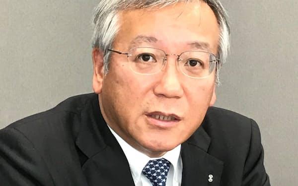 恒川穣トランコム社長