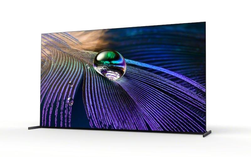 ソニーが新開発したテレビ「BRAVIA XR」は人間の視覚の仕組みを応用した