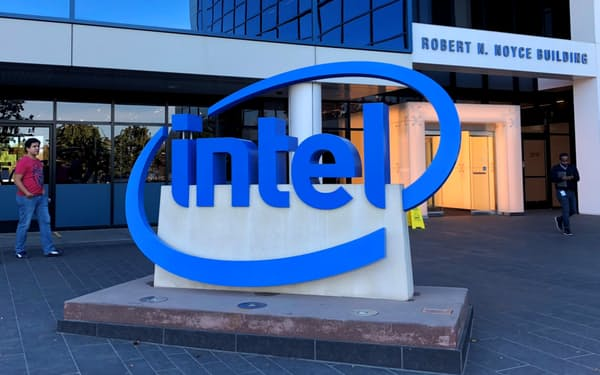 インテルは全盛期に技術部門を率いたゲルシンガー氏をCEOに招へいする(写真はシリコンバレーの本社)