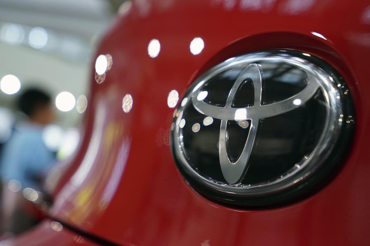 米司法省は排ガスに関するトヨタの報告義務違反を指摘した=AP