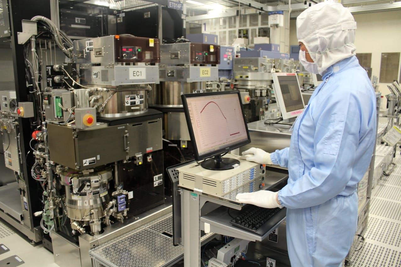 那珂工場で旭化成の半導体を代替生産する