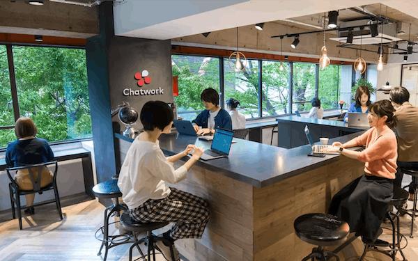 従業員が働きやすい環境を整備(東京オフィス)