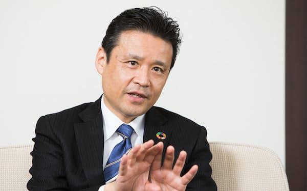 南昌宏社長は「(社外へ転職した人材を再び迎える)アルムナイ型など開かれた採用で門戸を広げたい」と話す