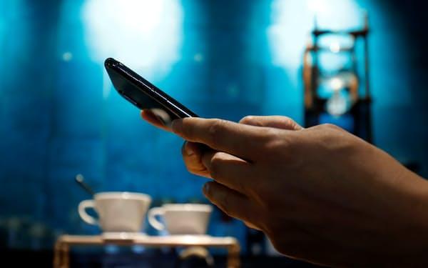 ベトナムで電子決済が急拡大している=ロイター