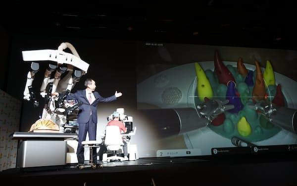 川崎重工業がシスメックスと開発する手術ロボット