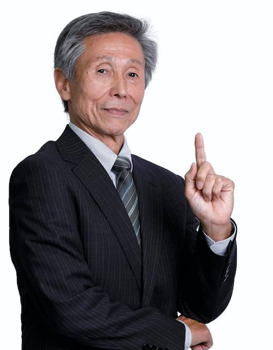 澤上篤人氏(写真:竹井俊晴)