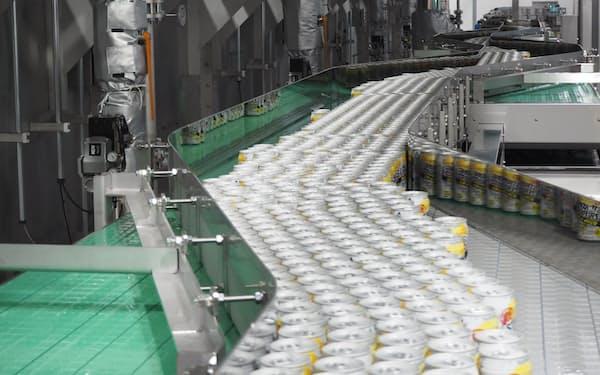 新たな製造ラインの導入で生産能力は2倍に伸びた