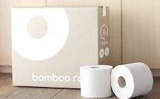 竹繊維のトイレ紙、定期配送 環境配慮を訴求