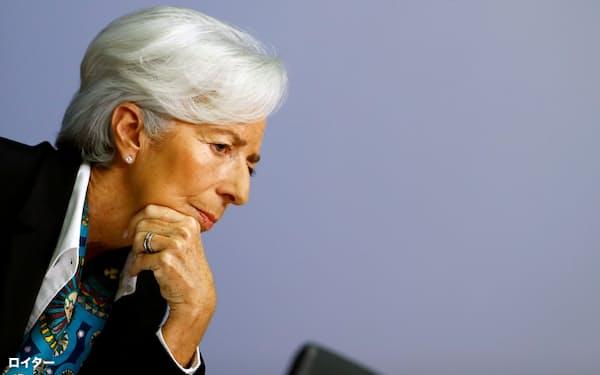 欧州中央銀行(ECB)はコロナ下で分析手法をアップデートした=ロイター