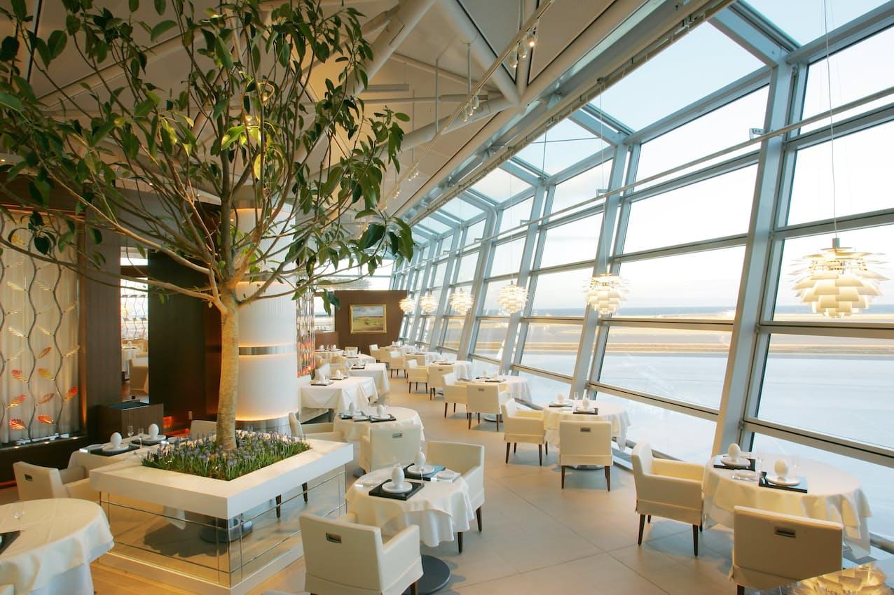 中部空港最大のレストラン「アリスダイニング」