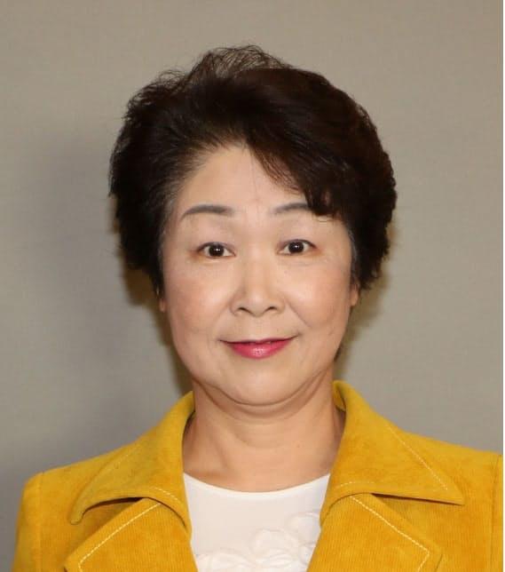 吉村美栄子氏