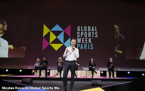 グローバル・スポーツ・ウイーク・パリはスポーツと社会・経済の関わりを考えるために始まった=©Global Sports Week