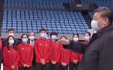 習氏が誓った北京冬季五輪の開催 北京ダイアリー