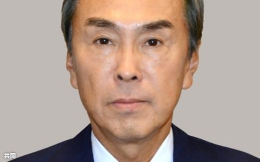 自民党の石原伸晃元幹事長=共同