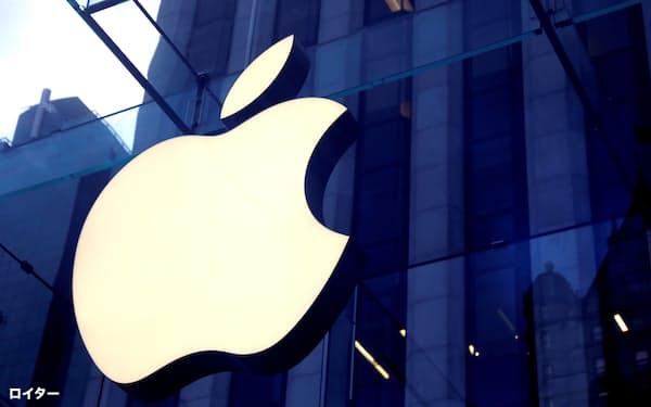 アップルが27日に発表する20年10~12月期決算への期待が高まる=ロイター
