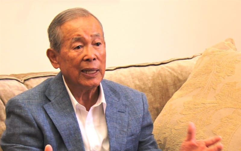 シャトレーゼHDの斉藤会長は和菓子店の全国展開を計画している