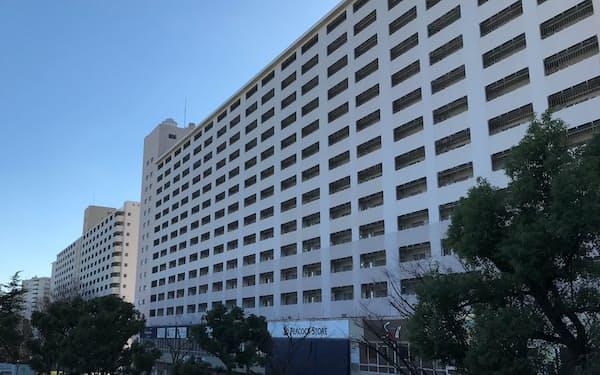 高島平団地は2022年に入居開始から50年を迎える