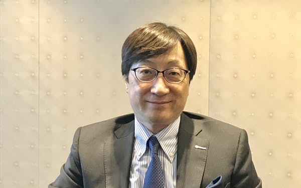 日本マイクロソフトの吉田仁志社長