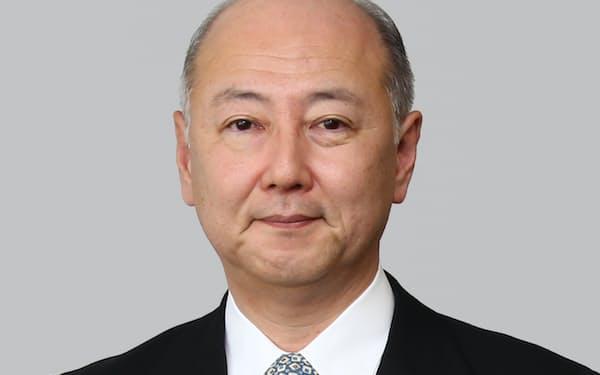 キヤノンマーケティングジャパン社長に就任する足立氏