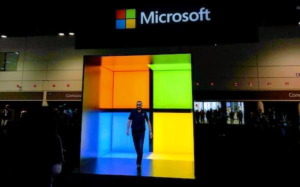 マイクロソフトの10~12月期決算は売上高が市場予想を上回り、過去最高を更新した